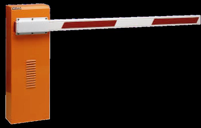 Комплект шлагбауму FAAC 640 STD (стріла 7 м)