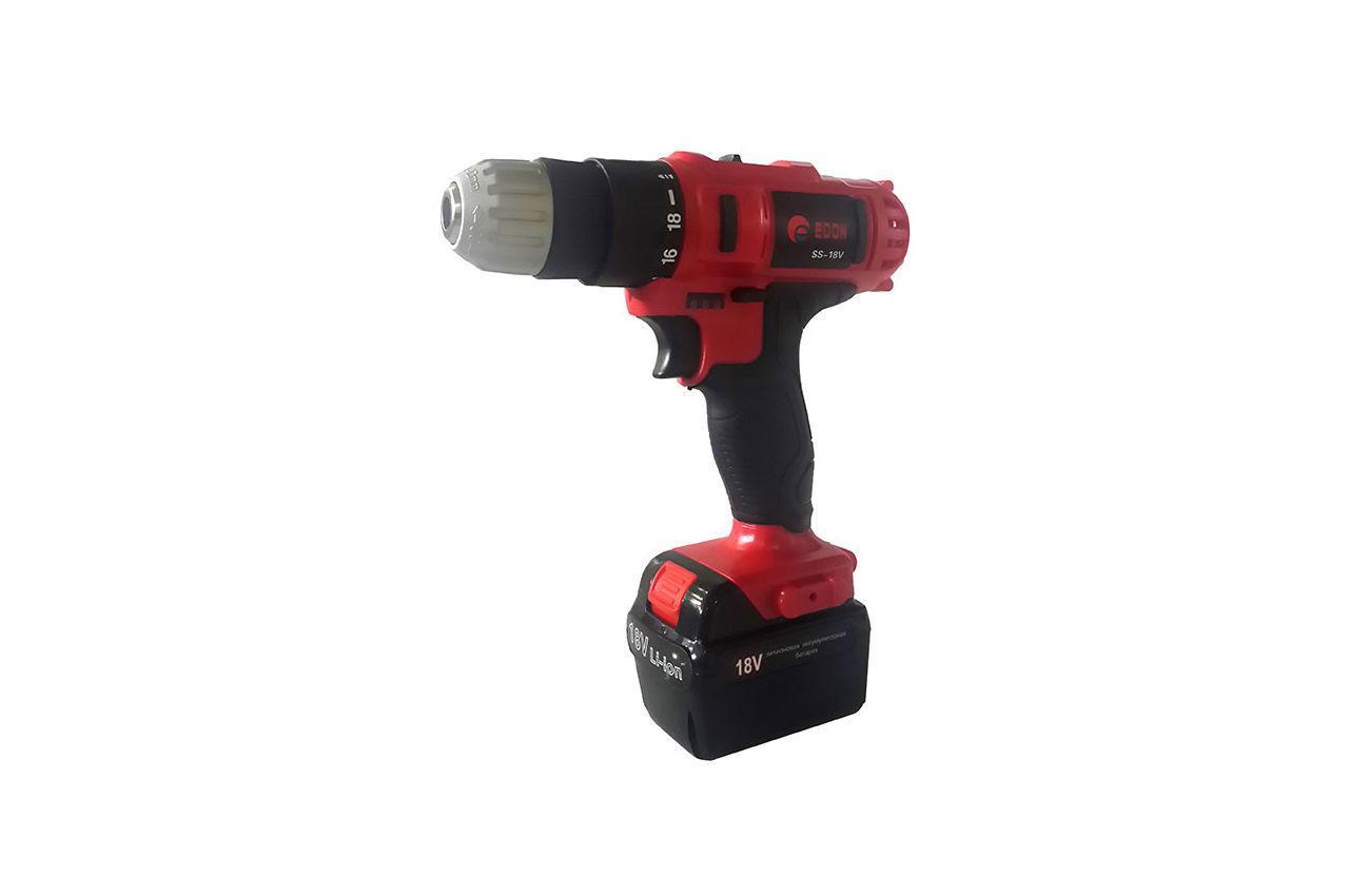 Шуруповерт аккумуляторный Edon - CF1805