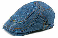 Кепка хуліганка джинсова чоловіча, фото 1