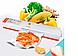 Вакуумний пакувальник вакуматор Freshpack Pro Red Fish з пакетами, фото 2