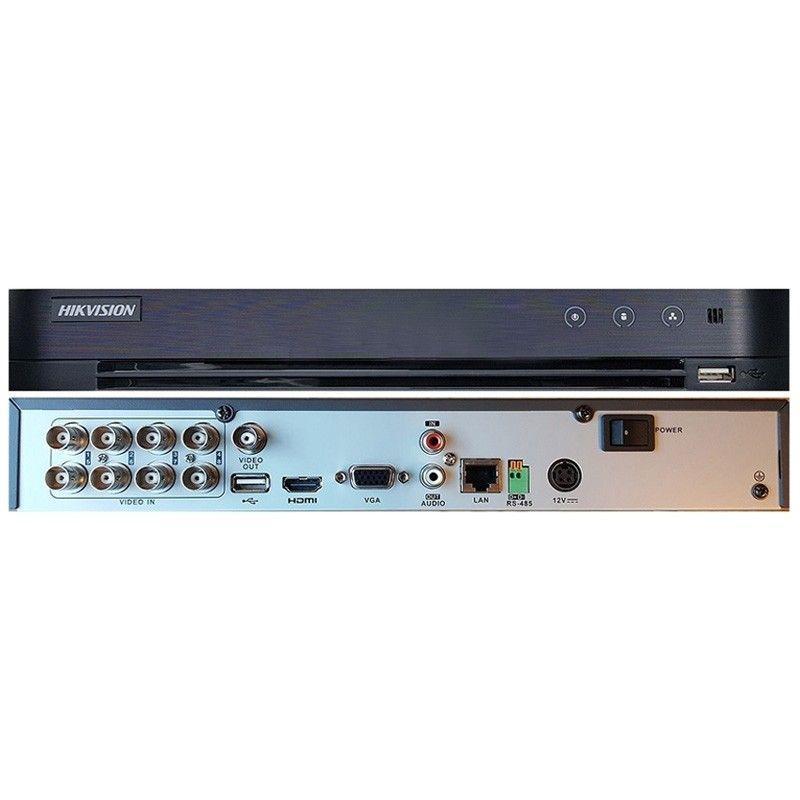 Видеорегистратор Hikvision DS-7208HQHI-K1 (3 Mp 4 audio)