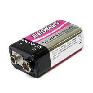 Акумулятор Крона BESTON CR-9V 800mAh Li-ion