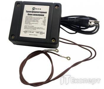 Блок питания ББП-2401АС для видеозвонка Hikvision DS-KB6003-WIP