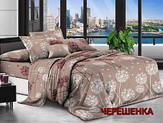 Евро макси набор постельного белья 200*220 из Ранфорса №1815042 Черешенка™