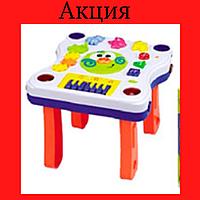 Столик игровой Развивающая игрушка для ребенка от 6мес