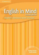 English in Mind Starter (2nd Edition) Teacher's Resource Book / Книга для учителя. Автор: Herbert Puchta
