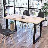 """Стол в стиле лофт обеденный """"Титан"""" (Loft Design), фото 3"""