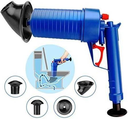 Пневматический вантуз очиститель канализации Toilet dredge Gun, фото 2