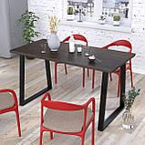 """Стол в стиле лофт обеденный """"Титан"""" (Loft Design), фото 4"""