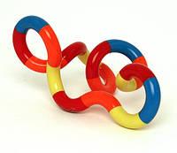 Іграшка Tangle головолома змійка антистрес Тангл