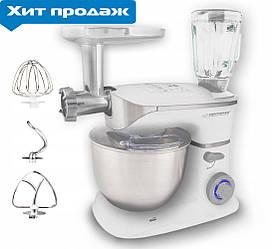 Кухонный комбайн 3в1 Esperanza EKM025 Cooking Master 5L (Польша)