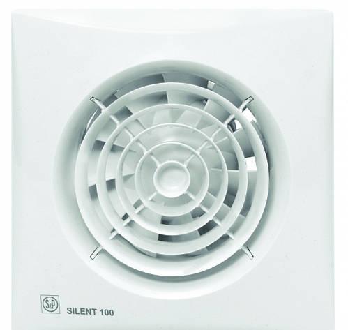 Малошумный вентилятор Soler & Palau SILENT-100 CRZ, фото 2