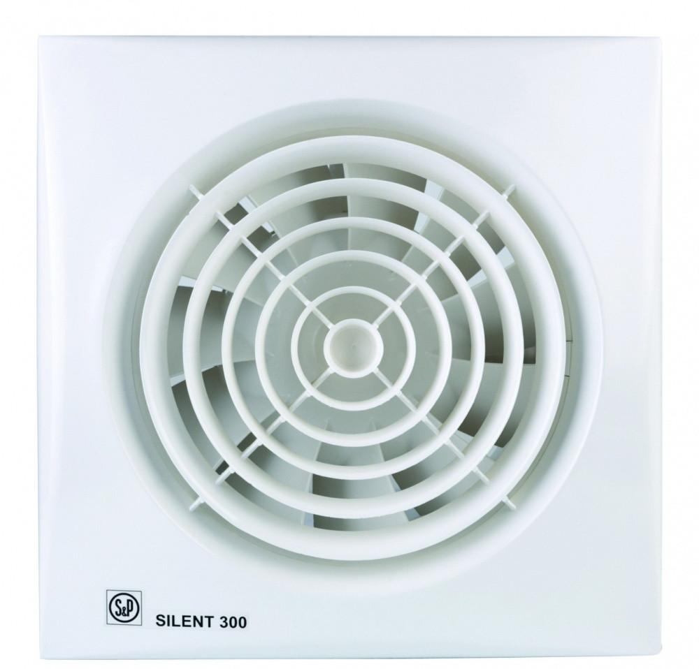 Малошумный вентилятор Soler & Palau SILENT-200 CZ