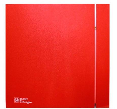 Малошумный вентилятор Soler & Palau SILENT-200 CZ RED DESIGN 4C