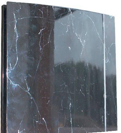 Малошумный вентилятор Soler & Palau SILENT-200 CZ MARBLE BLACK DESIGN 4C, фото 2
