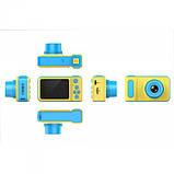 Детский Фотоаппарат с экраном  Smart Kids Camera V7, фото 2