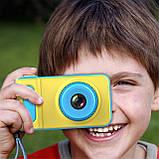 Детский Фотоаппарат с экраном  Smart Kids Camera V7, фото 4