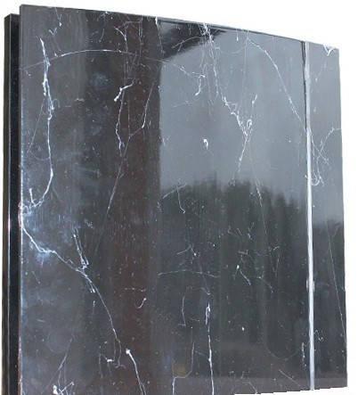 Малошумный вентилятор Soler & Palau SILENT-100 CZ MARBLE BLACK DESIGN 4C, фото 2