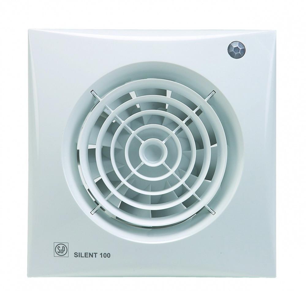 Малошумный вентилятор Soler & Palau SILENT-100 CDZ ECOWATT