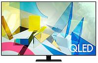 Телевизор SAMSUNG QE85Q80TAUXUA (Полная настройка, проверка, доставка - БЕСПЛАТНО)