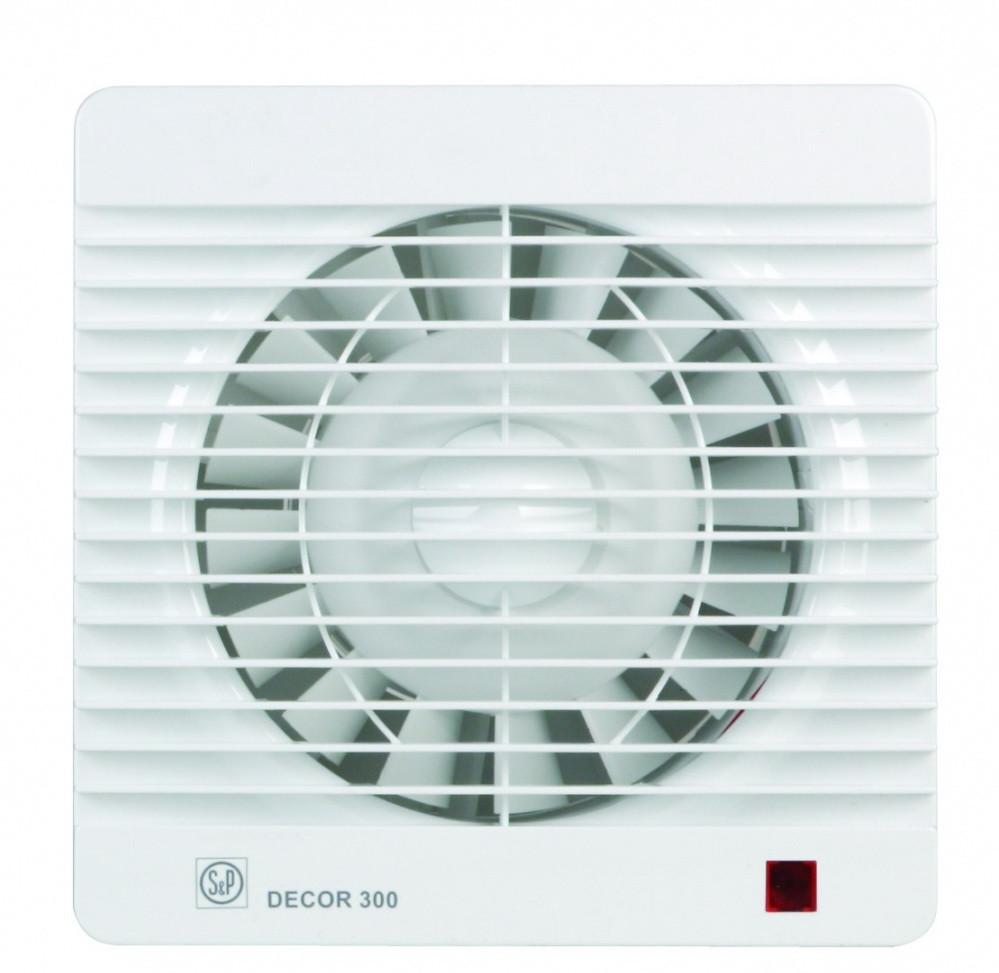 Настенный и потолочный вентилятор Soler & Palau DECOR-300 S