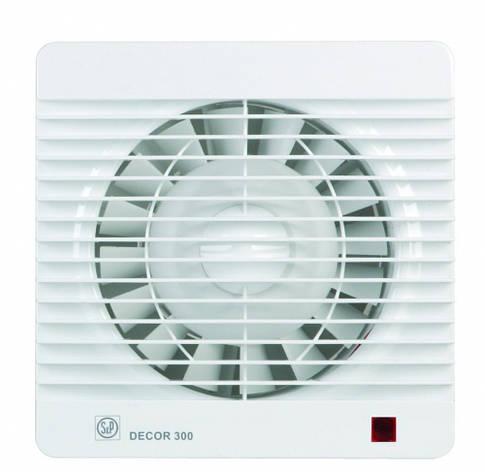 Настенный и потолочный вентилятор Soler & Palau DECOR-300 S, фото 2