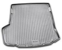 Авто коврик в багажник для автомобиля TOYOTA Corolla від 2007 р.в. седан (поліуретан)  NOVLINE
