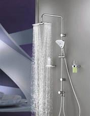 Душевая система Kludi Dual Shower System 6709105-00, фото 3
