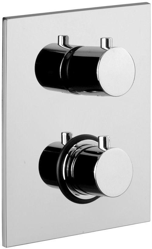 Смеситель с термостатом для душа Paffoni Light LIQ 518 CR