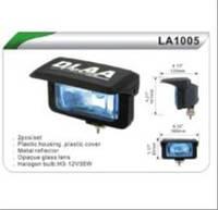 Фари протитуманні DLAA LA 1005 RY/H3-12v-55w/160*83мм лазерні кришка 1шт