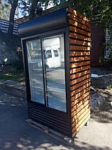 Холодильный шкаф  Кlimasan новый.