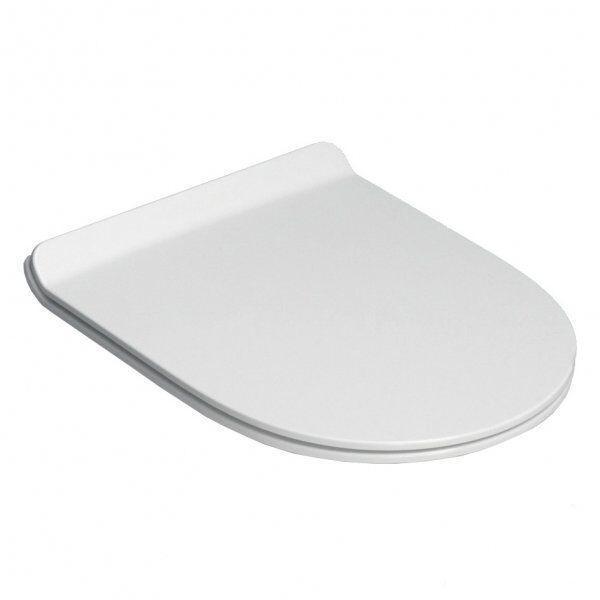 Сиденье для унитаза с крышкой Flaminia Slim Soft Close Quick QKCW05