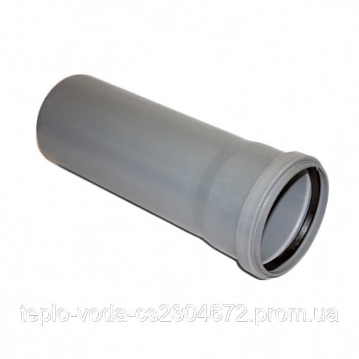 Труба 110х250 для канализации