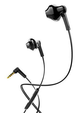 Навушники Baseus Encok H03 Wire Earphone Чорний (NGH03-0A), фото 2