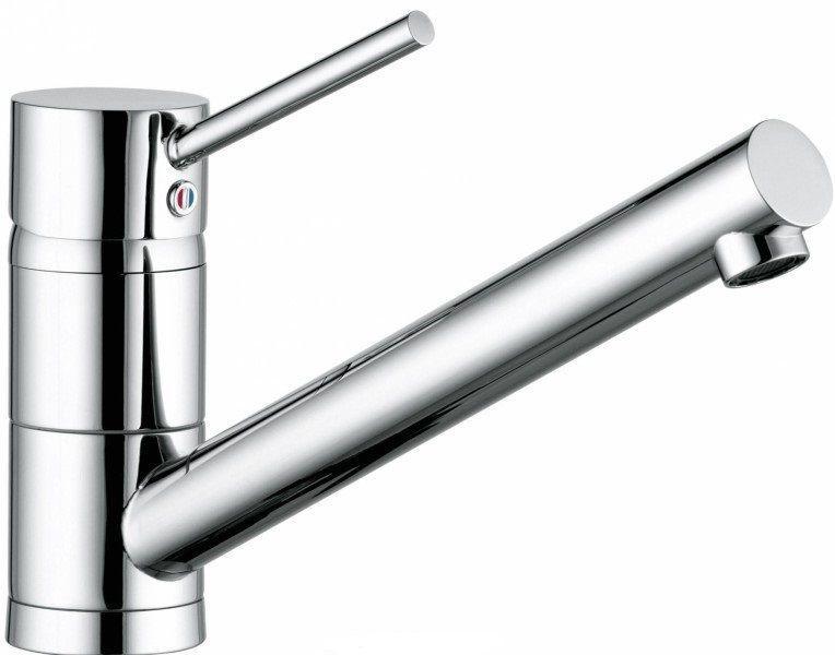 Смеситель для кухни Kludi Scope однорычажный сталь 339399675