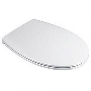 Сиденье с крышкой для унитаза с микролифтом Catalano VELIS белое 5V57STF000