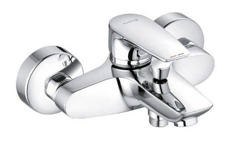Смеситель для ванны Kludi Pure&Solid однорычажный хром 346810575, фото 2