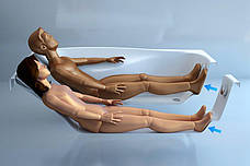Ванна акриловая Ravak XXL 190x95 N CA91000000, фото 3