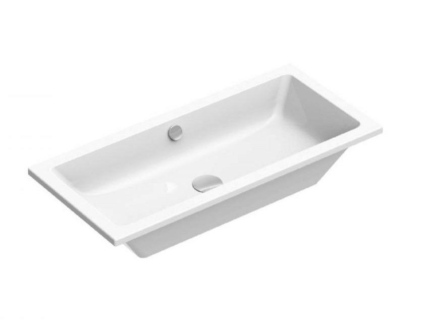 Раковина для ванной встраиваемая Catalano New Zero 80х37 18037ZE00
