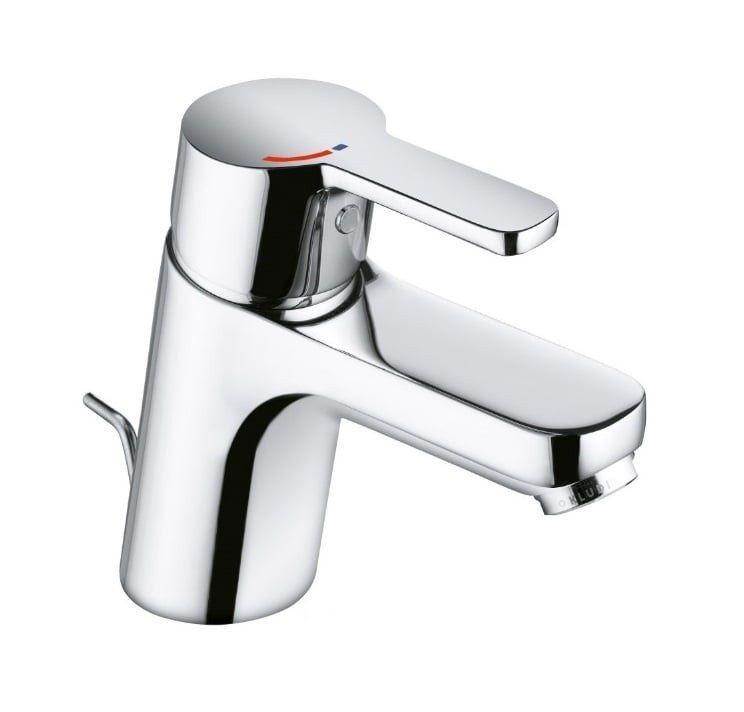 Смеситель для раковины Kludi LOGO NEO однорычажный холодная вода при центральном положения 372890575