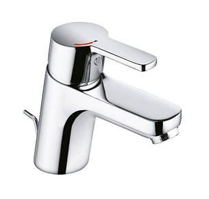 Смеситель для раковины Kludi LOGO NEO однорычажный холодная вода при центральном положения 372890575, фото 2