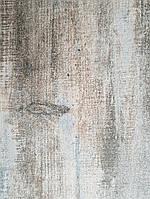 Вінілові шпалери на флізеліновій основі Ugepa Reflets L68391D метрові під дошку бірюзові коричневі сірі