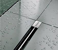 Душевой канал Pestan Slim Line 650 мм с декоративной вставкой из нержавеющей стали 13100033, фото 2