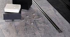 Душевой канал Pestan Slim Line 950 мм с декоративной вставкой из нержавеющей стали 13100036, фото 3