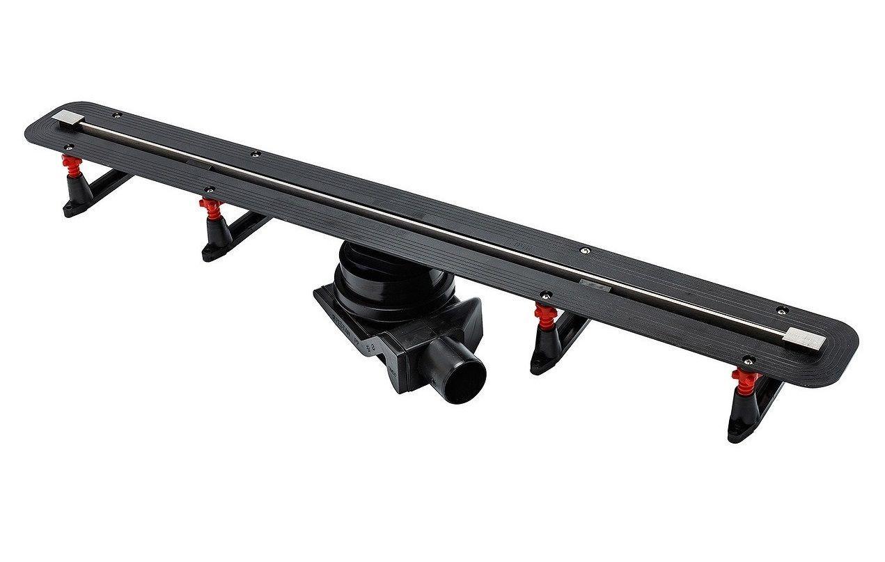 Душевой канал Pestan Slim Line 1150 мм с декоративной вставкой из нержавеющей стали 13100038