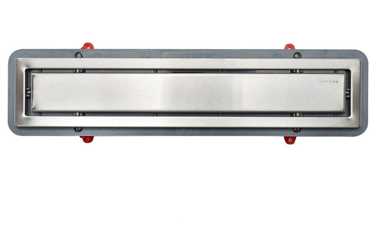 Душевой канал Pestan Confluo Premium 850 мм с решеткой из нержавеющей стали 13100006