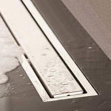 Душевой канал Pestan Confluo Premium 850 мм с решеткой из нержавеющей стали 13100006, фото 3