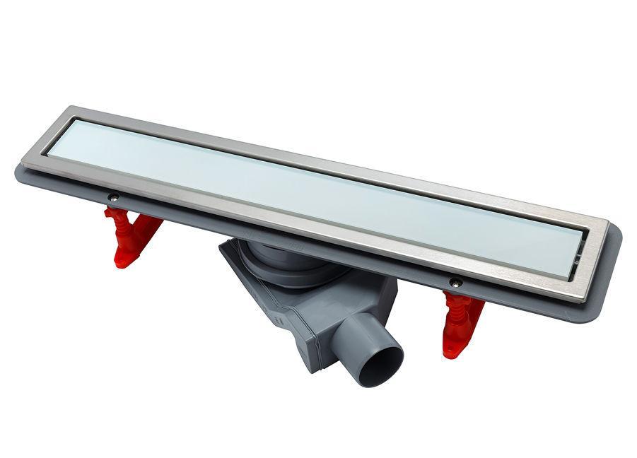 Душевой канал Pestan Confluo Premium Line 850, белое стекло 13000285