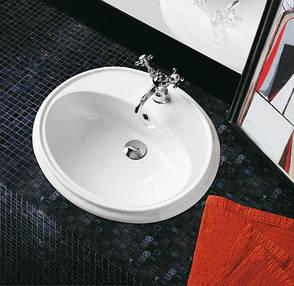 Раковина для ванной встраиваемая Simas Arcade белая AR859, фото 2