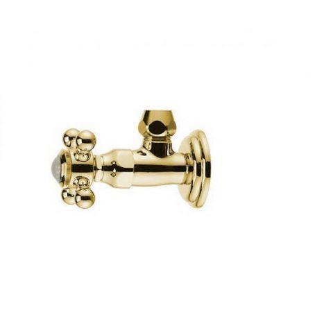 Вентиль угловой Kludi Adlon золото 518434520